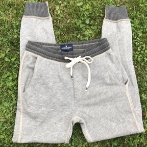 NWOT American Eagle Jogger Size: XS Grey